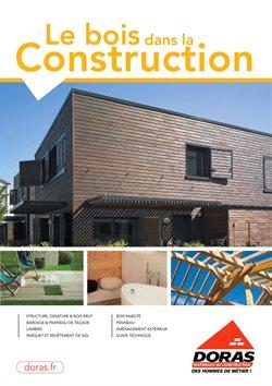 Le bois de la construction