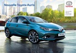 Nouvelle Toyota Auris Hybrid