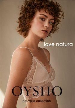 Oysho Love Natura