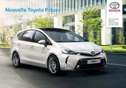Nouvelle Toyota Prius+