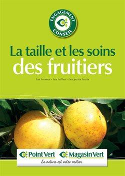 La taille et les soins des fruitiers