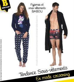 Tendances Sous-vêtements