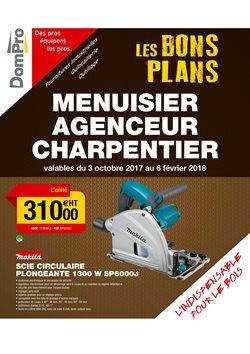 Menuisier Agenceur Chapentier