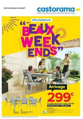 Les beaux week ends