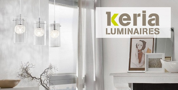 free keria luminaires with appliques murales keria. Black Bedroom Furniture Sets. Home Design Ideas