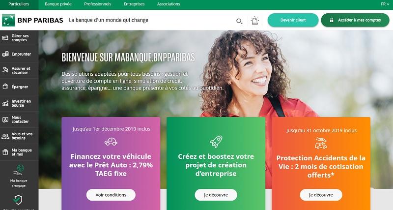 bnp paribas compte étudiant 2019