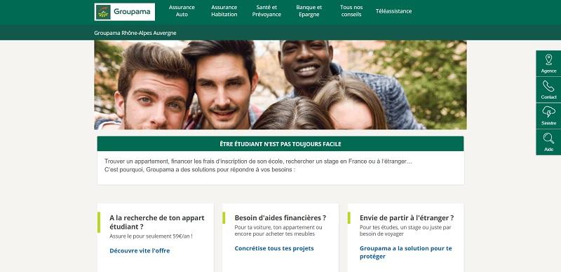 groupama offre pour étudiant