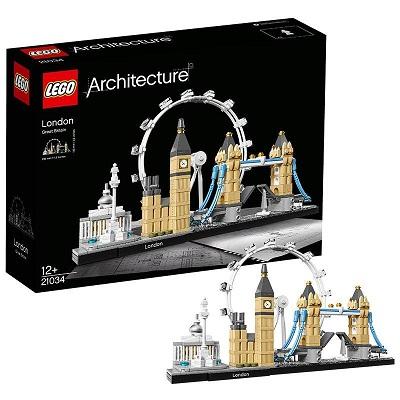 LEGO Architecture Londres Noël 2019