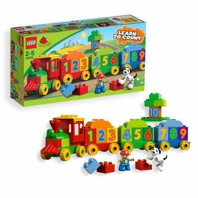 idée cadeau noël 2019 : Lego Duplo Le train des chiffres