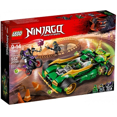 LEGO Ninjago – Le bolide de Lloyd idée cadeau pour enfant