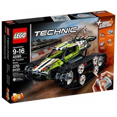 Lego Technic Le bolide sur chenilles cadeau Noël 2019