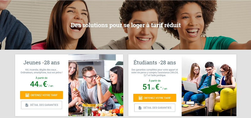 matmut offre pour jeunes et étudiants