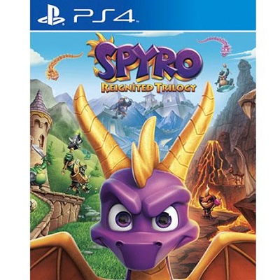 Spyro the Dragon : Reignited Trilogy ps4