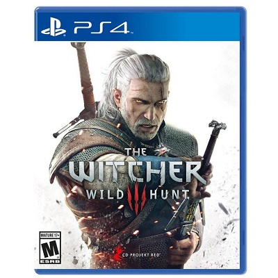 The Witcher 3 : Wild Hunt ps4